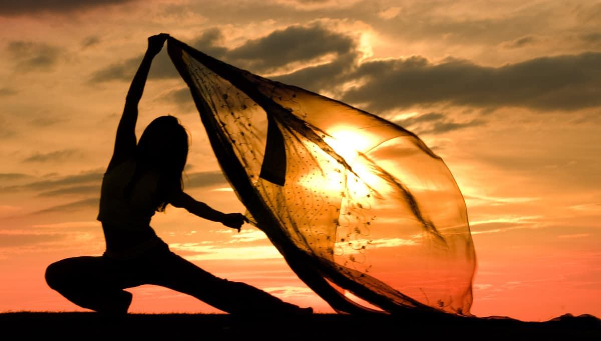 Yogamasti's take on yoga moves