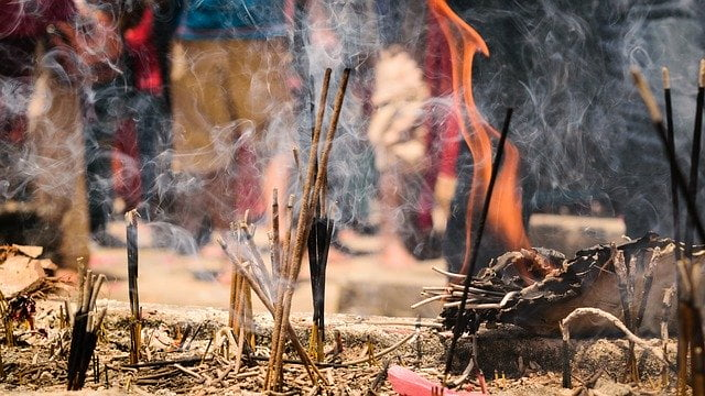 What incense is used for